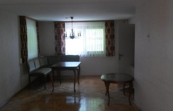 Einfamilienhaus kaufen Bad Buchau Altbau großes Wohnzimmer