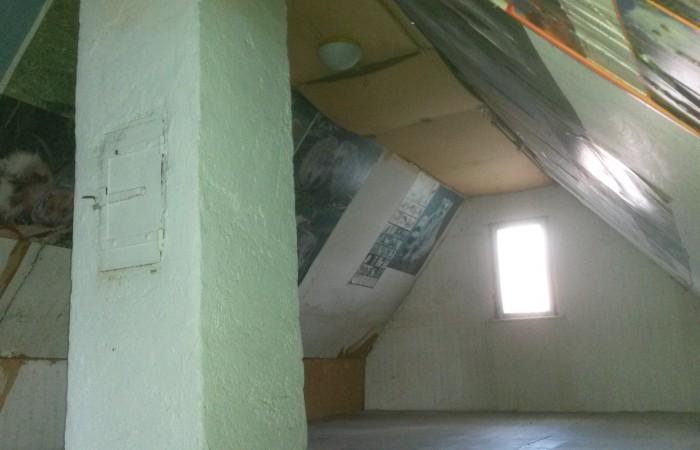 Einfamilienhaus Altbau Bad Buchau Dachboden kann als zusätzlicher Wohnraum genutz werden