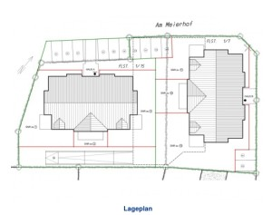 Eigentumswohnung ETW Wolfertschwenden 87767 Bad Grönenbach Unterallgäu Lageplan