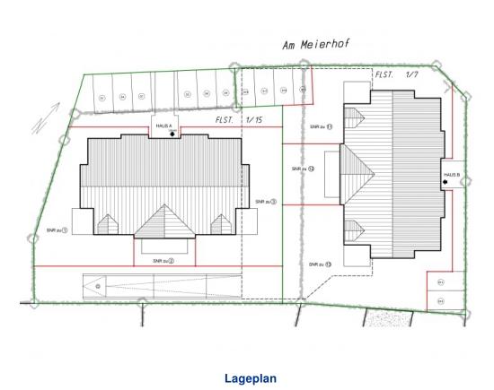 Eigentumswohnung ETW Paderborn, 33100 Paderborn, Kreis,  Lageplan