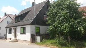 Einfamilienhaus Altbau Bad Buchau