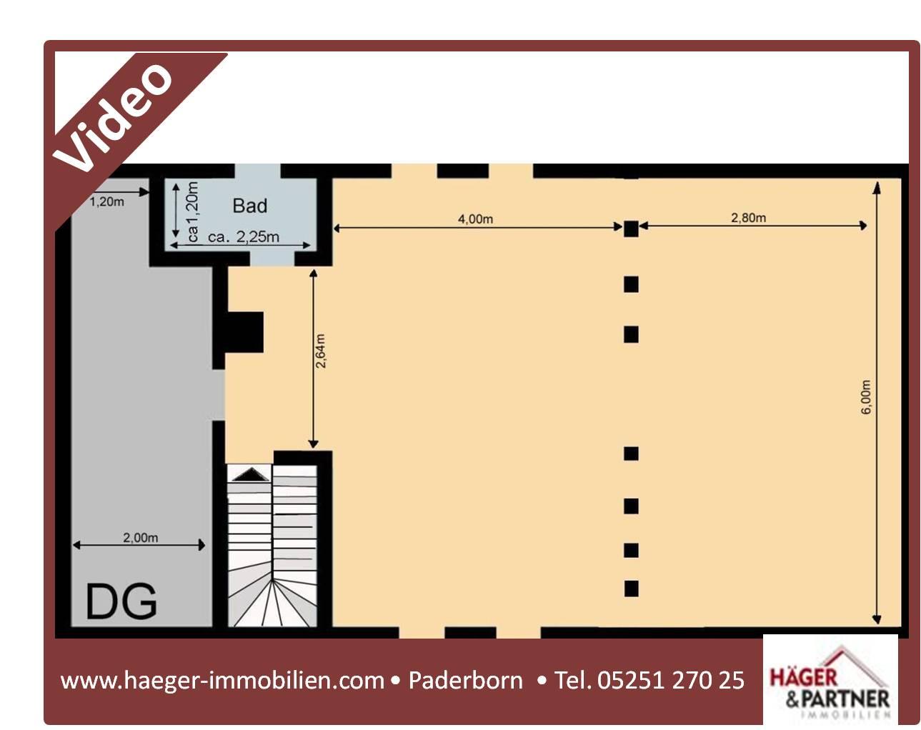 Haus kaufen Paderborn 1 Grundriss EG