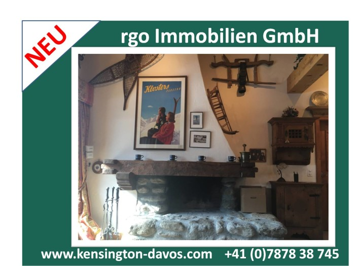 Wohnung kaufen in Klosters