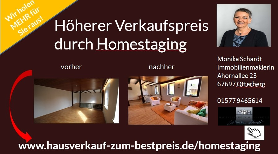 Haus verkaufen Kaiserslautern Homestaging
